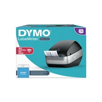 DYMO LabelWriter Wireless stampante per etichette (CD) Termica diretta 600 x 300 DPI Con cavo e senza cavo