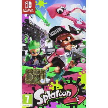 Nintendo Splatoon 2 videogioco