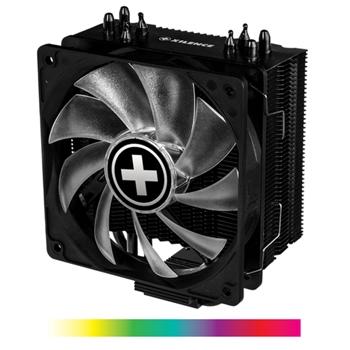 Xilence M704RGB ventola per PC Processore Refrigeratore 12 cm Nero