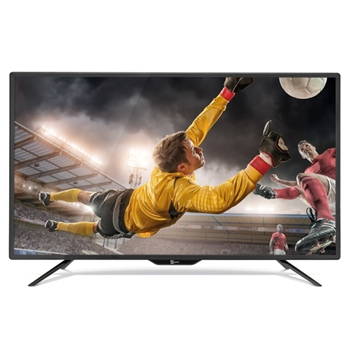 "TELE System PALCO40 LED08 101,6 cm (40"") Full HD Nero"
