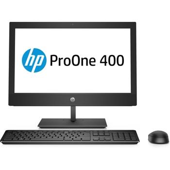 """HP ProOne 400 G4 50,8 cm (20"""") 1600 x 900 Pixel Intel® Core™ i5 di ottava generazione i5-8500T 8 GB DDR4-SDRAM 256 GB SSD Nero PC All-in-one"""