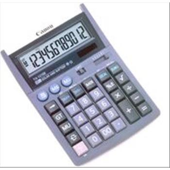 Canon TX-1210E calcolatrice Scrivania Calcolatrice con display Lillà