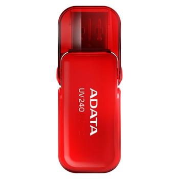 ADATA AUV240-16G-RRD USB Flash Drive 16GB USB 2.0 red