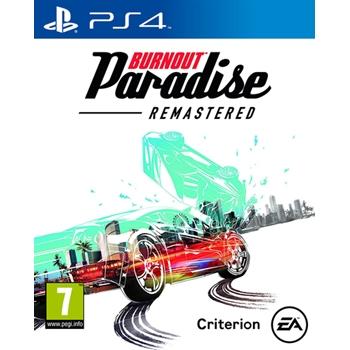 Electronic Arts Burnout Paradise Remastered videogioco PlayStation 4 ITA