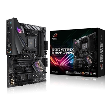 ASUS ROG STRIX B450-F GAMING scheda madre Presa AM4 AMD B450
