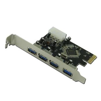 Nilox 10NX0514U3001 scheda di interfaccia e adattatore USB 3.0 Interno
