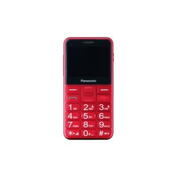 """Panasonic KX-TU150EXR cellulare 6,1 cm (2.4"""") 102 g Rosso Telefono di livello base"""