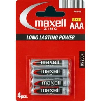 Maxell R03 Single-use battery Zinco-Carbonio