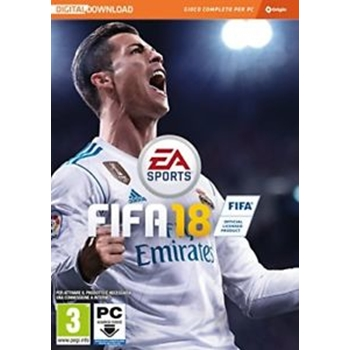 ELECTRONIC ARTS PC WIN FIFA 18