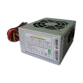 TECNO ALIMENTATORE PC MICRO ATX500W FAN 8CM BULK