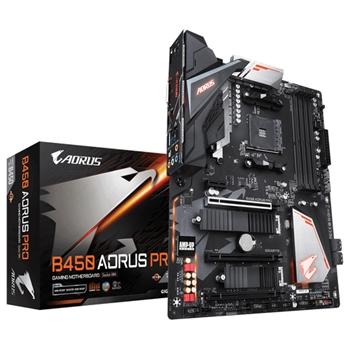Gigabyte B450 AORUS PRO (rev. 1.0) scheda madre Presa AM4 ATX AMD B450