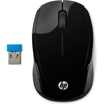 HP Wireless 200 mouse