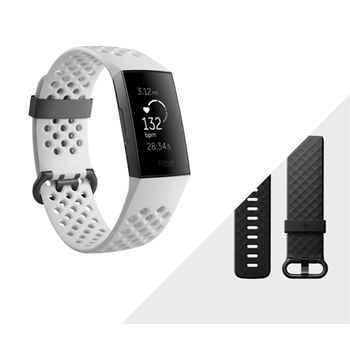 FITBIT CHARGE 3 S.E. BIANCO