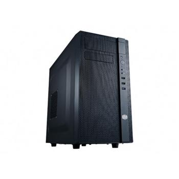 CM N200 black M-ATX case USB 3 0 x 1 and USB 2 0 x 2