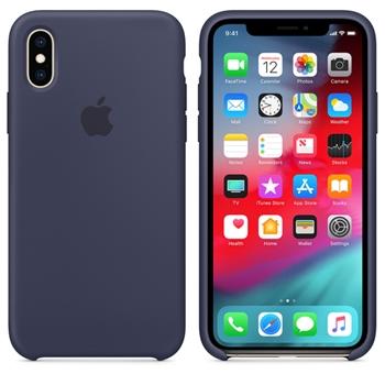 "Apple MRW92ZM/A custodia per cellulare 14,7 cm (5.8"") Custodia sottile Blu"