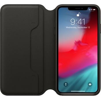 """Apple MRX22ZM/A custodia per cellulare 16,5 cm (6.5"""") Custodia a libro Nero"""