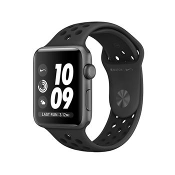 Apple Watch Nike+ 42 mm OLED Grigio GPS (satellitare)