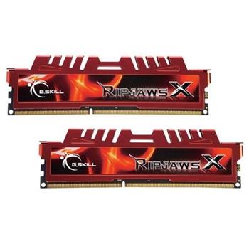 G.SKILL RipjawsX DDR3 16GB 2x8GB 1600MHz CL10 1.5V XMP