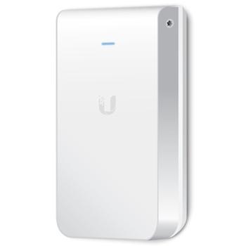 UBIQUITI UAP-IW-HD Access Point InWall HD Indoor 2.4GHz/5GHz AC Wave 2 4x4 MIMO