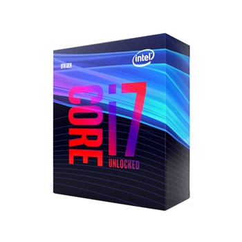 Intel Box Core i7 Processor i7-9700K 3,60Ghz 12M Coffee Lake