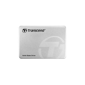 TRANSCEND SSD220S 120GB SSD 6,4cm 2,5 inch SATA 6Gb/s TLC aluminium case no bracket