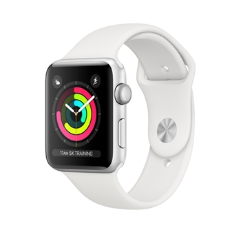 Apple Watch Series 3 42 mm OLED Argento GPS (satellitare)