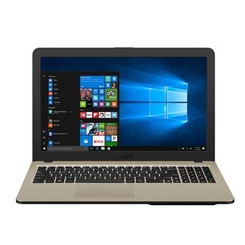 """ASUS VivoBook 15 X540UA-GQ957T Nero, Cioccolato Computer portatile 39,6 cm (15.6"""") Intel® Core™ i3 di settima generazione i3-7020U 4 GB DDR4-SDRAM 500 GB HDD"""