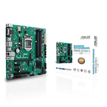 ASUS PRIME Q370M-C/CSM scheda madre Micro ATX Intel Q370