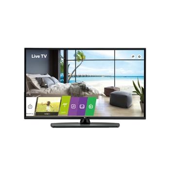 "LG 49UU661H TV Hospitality 124,5 cm (49"") 4K Ultra HD 400 cd/m² Nero Smart TV 20 W"