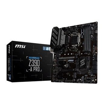 MSI Z390-A PRO scheda madre LGA 1151 (Presa H4) ATX Intel Z390