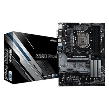 Asrock Z390 PRO4 scheda madre LGA 1151 (Presa H4) ATX Intel Z390