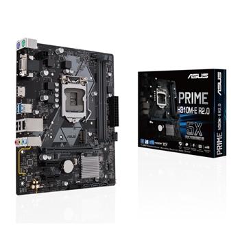 ASUS PRIME H310M-E R2.0 scheda madre LGA 1151 (Presa H4) Micro ATX Intel® H310