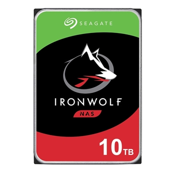 "Seagate NAS HDD IronWolf 3.5"" 10000 GB Serial ATA III"