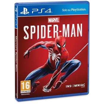SONY PS4 GIOCO MARVEL'S SPIDER MAN IT