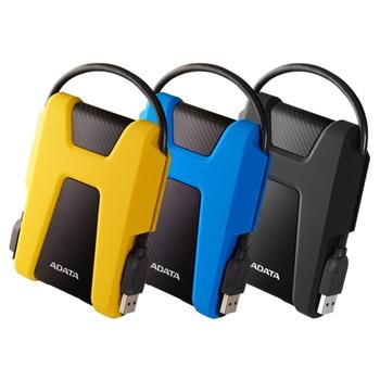 ADATA AHD680-1TU31-CBL external HDD HV680 1TB 2.5inch USB3.0 blue