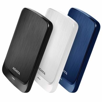 ADATA HV320 1TB USB3.0 2.5inch external HDD Black