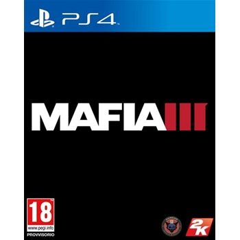 TAKE TWO INTERACTIVE PS4 MAFIA 3