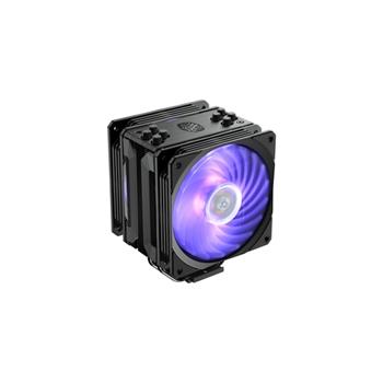 Cooler Master Hyper 212 RGB Black Edition Processore Refrigeratore 12 cm Nero