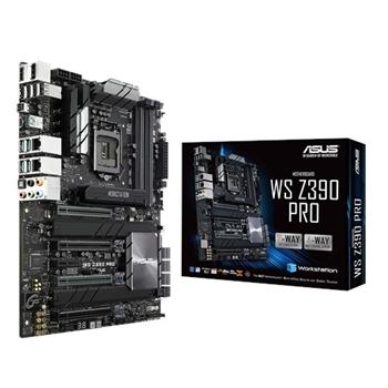 ASUS WS Z390 PRO scheda madre LGA 1151 (Presa H4) ATX Intel Z390