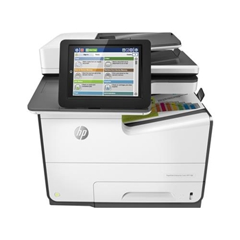 HP PAGEWIDE 586DN ENT. MFP A4 75PPM F/R USB/RETE COPY/SCN IN