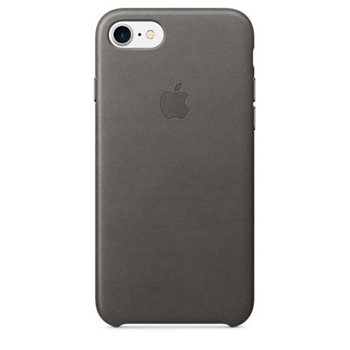 APPLE IPHONE 7 LEATHER CASE STORM GRAY