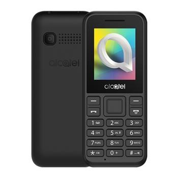 """Alcatel 1066D 4,57 cm (1.8"""") 63 g Nero Telefono cellulare basico"""