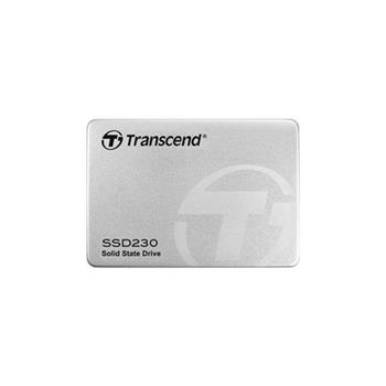 Transcend SSD230S, 256GB, 2.5'', SATA3(560/520 MB/s), 3D, Aluminum case