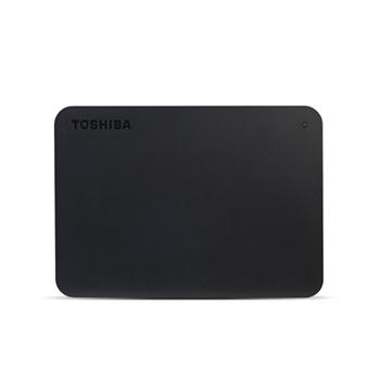 Dynabook Canvio Basics disco rigido esterno 4000 GB Nero