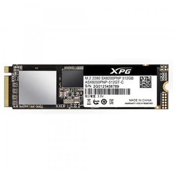 ADATA XPG SX8200 PRO 512GB M.2 PCIE SSD