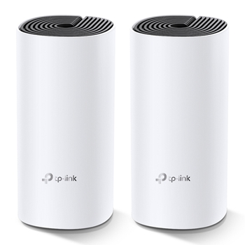 TP-LINK Deco M4(2-pack) Bianco Interno Dual-band (2.4 GHz/5 GHz) Wi-Fi 5 (802.11ac)