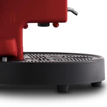 Didiesse Frog Revolution Base Rosso Pieno Macchina da Caffè Cialde 44mm