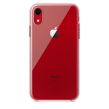Apple ACC iPhone XR Clear Case - Clear
