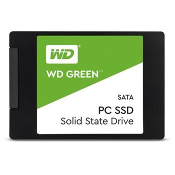 """WESTERN DIGITAL WD HDD SSD 2.5"""" 1TB SATA 6GB/S GREEN WDS100T2G0A"""