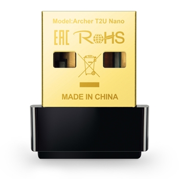 TP-LINK TPLINK SCHEDA DI RETE WIFI USB 600MBPS DUAL BAND ARCHER T2U NANO AC600